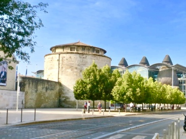 Fort du Hâ And The Bordeaux Law Courts