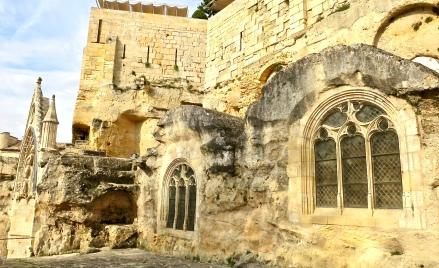 Saint-Emilion Eglise Monolithe