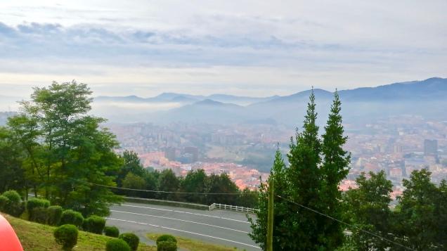 View Of Bilbao From Mount Artxanda