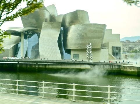 The Guggenheim Museum Bilbao