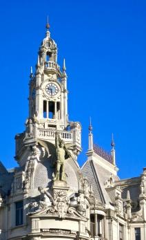 Beautiful Architecture In Liberty Square