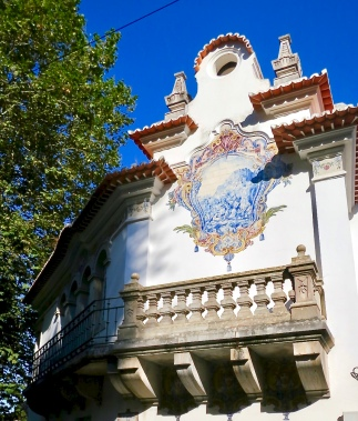 Beautiful Architecture In Sintra