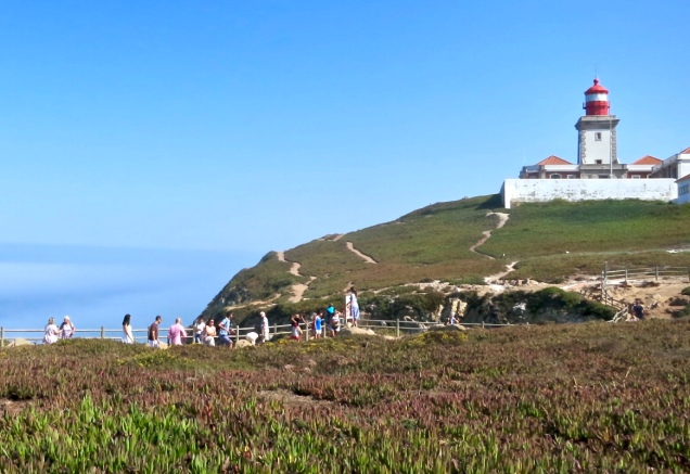 Cabo de Roca Lighthouse