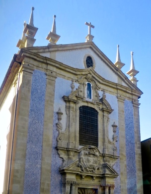 Porto Tile Covered Church