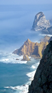 Cabo de Roca, The Most Western Part Of Mainland Europe