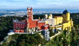 Pena Palace / Photo: Wilson Pereira