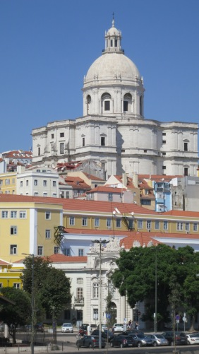 The Ancient And Hilly Alfama District