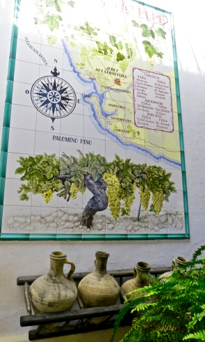 Jerez de la Frontera, The Home Of Sherry