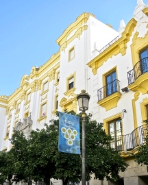 Spanish Architecture In Jerez