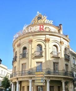 Landmark Building El Gallo Azul