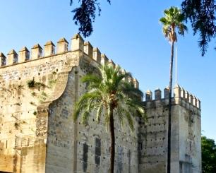 Jerez de la Frontera 12th century Alcazar