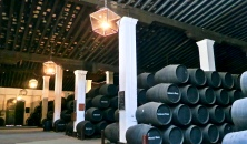 One Of The Aging Bodegas At González Byass