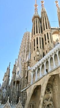 Gaudi's Sagrada Família