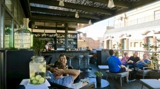 El Sueño Rooftop Cocktail Bar At The Serras