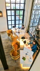 Concierge Team At The Reception Desks At The Serras