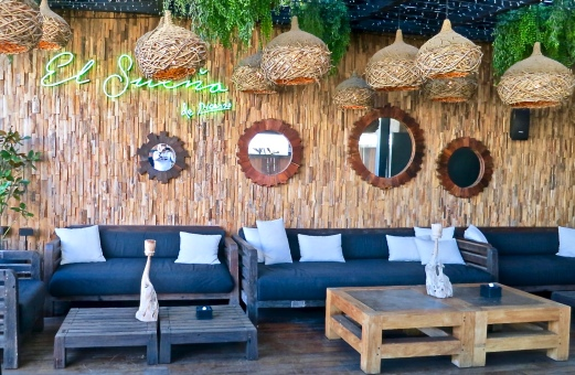 El Sueño Cocktail Bar At The Serras