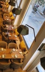 The Informal Restaurant, The Serras