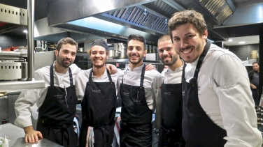The Wonderful Team Of Chefs At The Informal