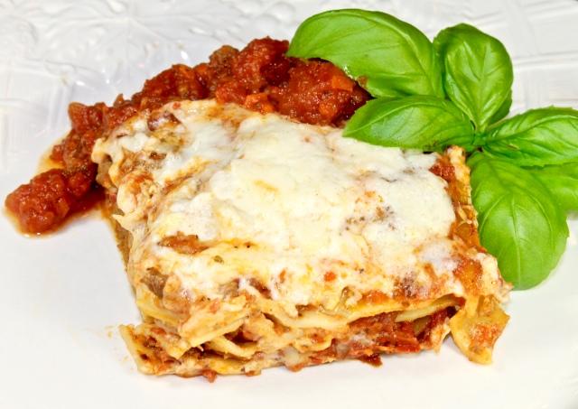 Lamb Lasagna