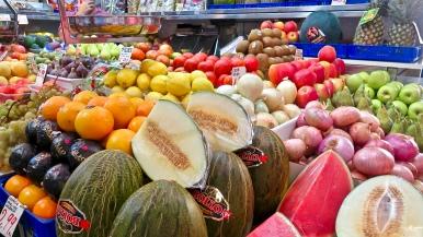 Fruit Display Mercat de la Boqueria