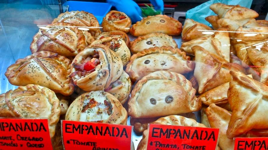 Fresh Baked Empanadas