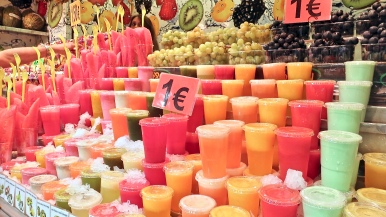 Fresh Fruit Juices
