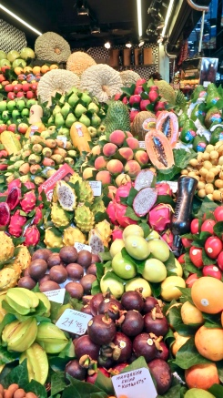 A Variety Of Fruits