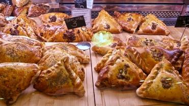 Empanadas At Mercat de la Boqueria