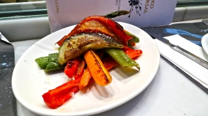 Grilled Vegetables Kiosk Universal