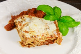 Italian Lamb Lasagna