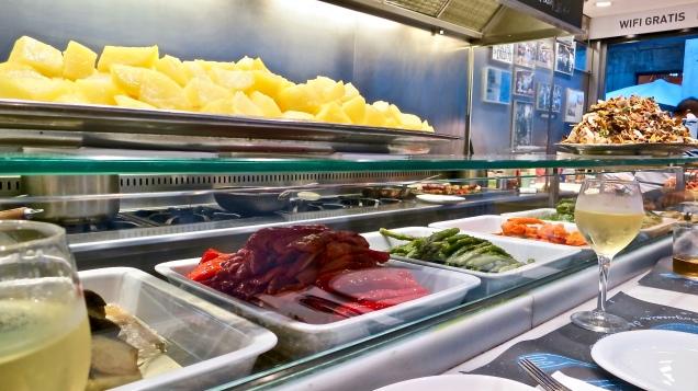 Vegetables Displayed At Kiosk Universal