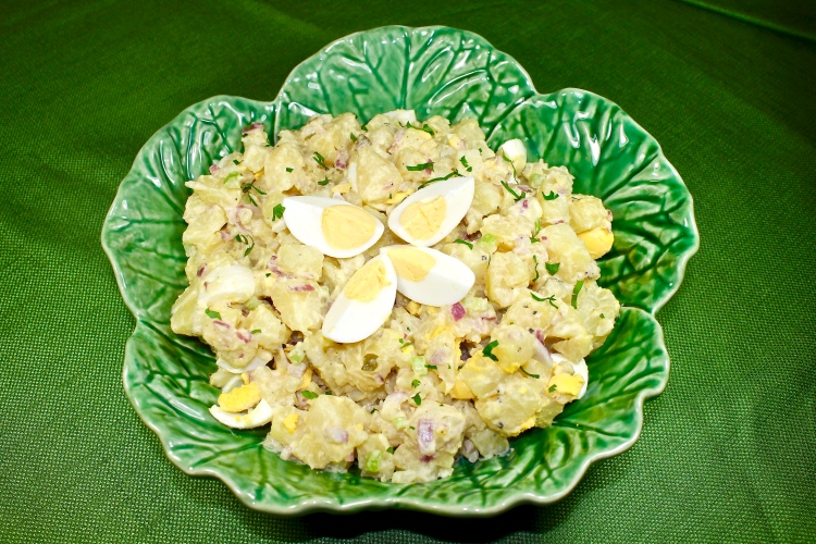 The Best Potato Salad - My Mother's Recipe