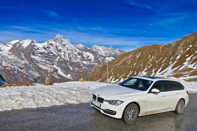 Driving The Grossglockner, The World's Highest Alpine Road