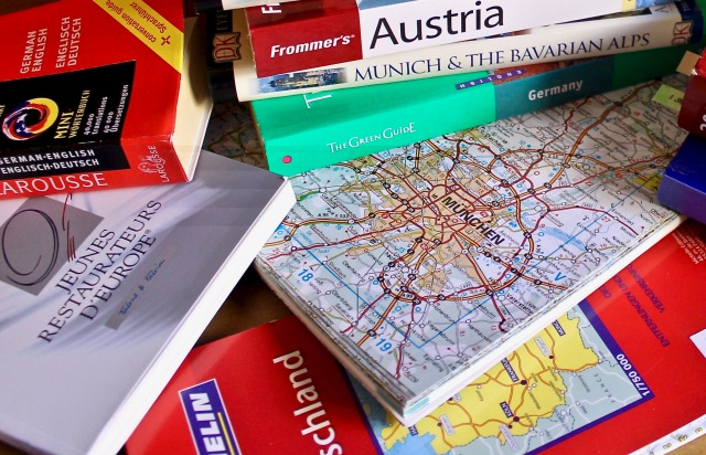 planning a European holiday