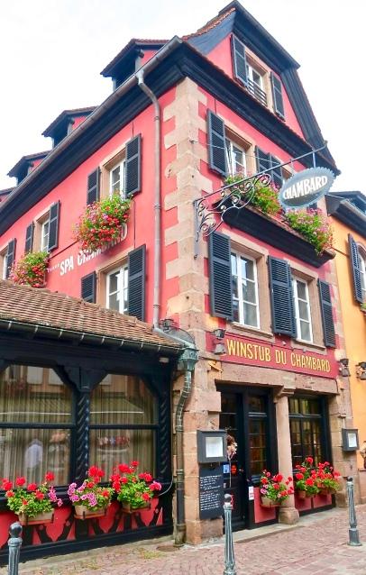 Le Winstub Le Chambard