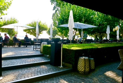 Riva Outdoor Terrace