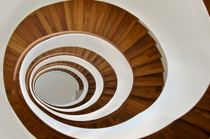 Rive Spiral Staircase