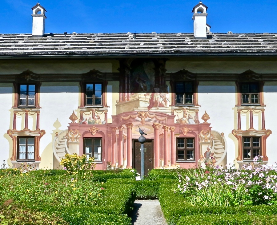 Pilatushaus Oberammergau