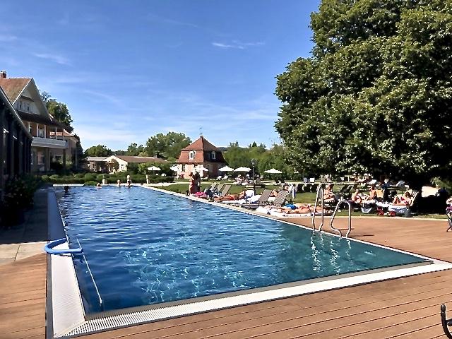 BollAnts Outdoor Pool