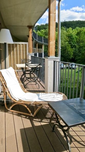 Balcony Of BollAnts Suite