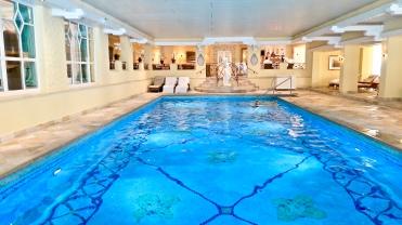 Bareiss Indoor Spa Pool