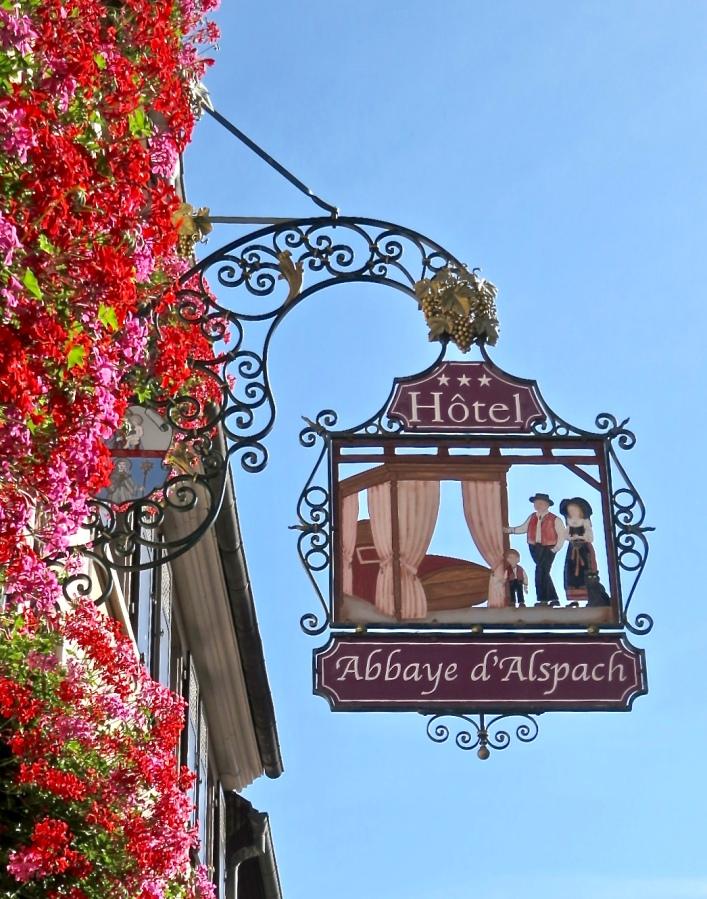 Alsatian Sign
