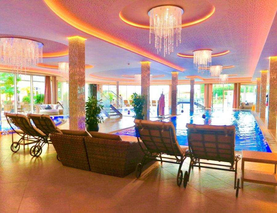 Jagdhof Indoor Pool