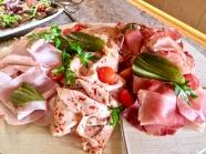 Sliced Meat Platter
