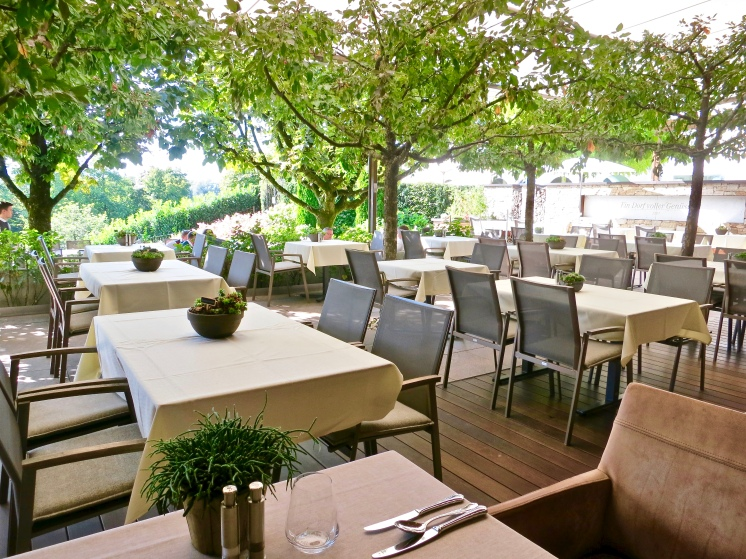 Gmachl Outdoor Dining Terrace
