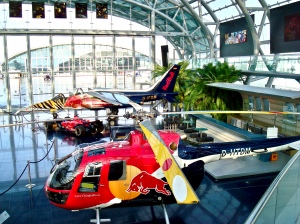 Red Bull Collection At Hanger 7