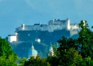 Salzburg's Hohensalzburg Fortress