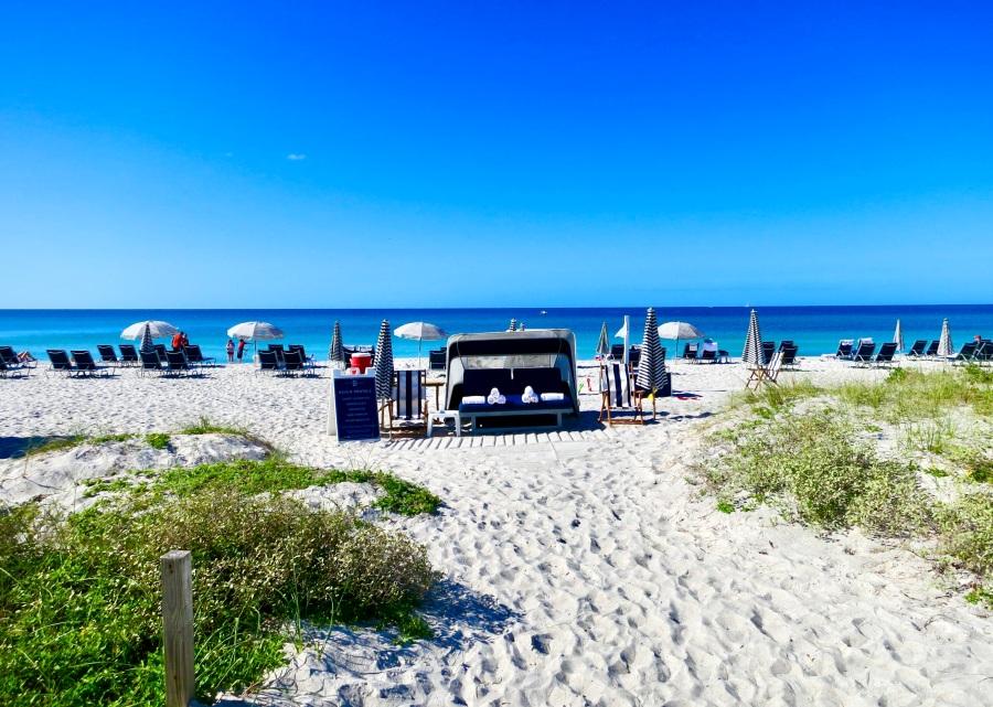 zota beach resort private beach