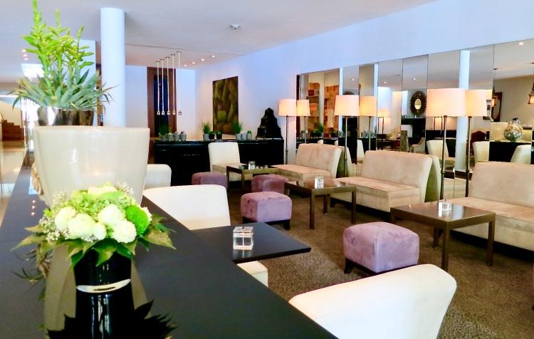 lounge area at hotel Riva