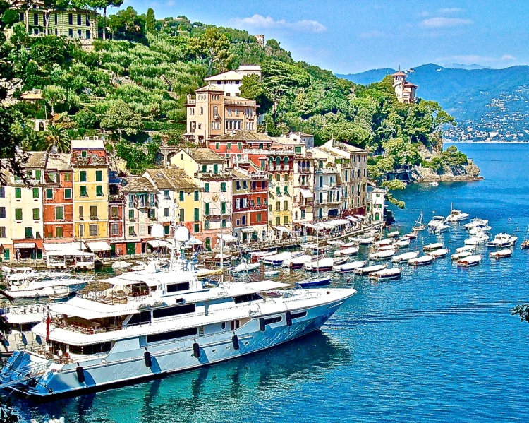 picturesque portofino